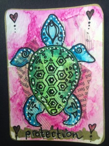 Turtle of Protection